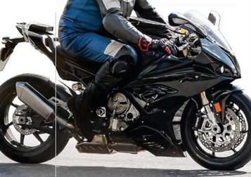 Ny BMW S1000RR