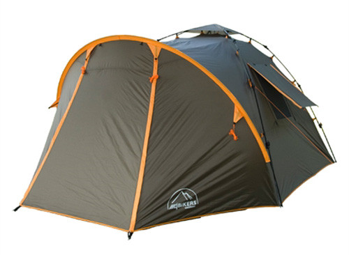 Test av MC teltet 4bikers Mega