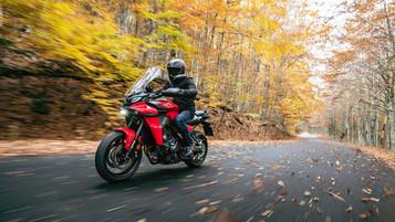Hver tredje nordmann drømmer om å kjøre motorsykkel