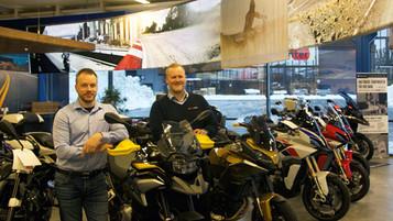 Motor Teknikk og BMW Motorrad inntar Rogaland