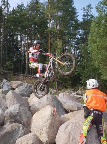 «Gekko» Haga ble nordisk mester 2019