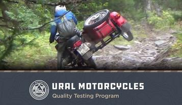 Ural kvalitetstesting – som vanlig uvanlig!