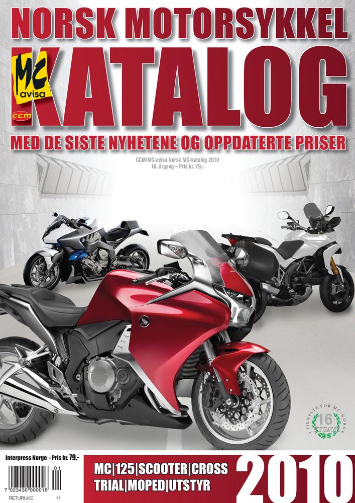 Norsk MC-katalog 2010