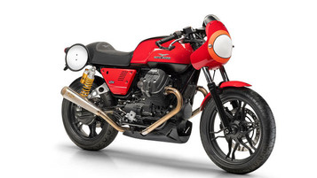 Moto Guzzi tilbake i racing