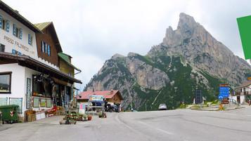 Pass som passer: Passo Falzarego