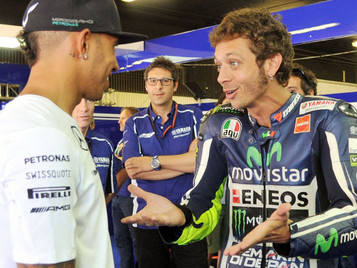 F1-folket liker MC også!
