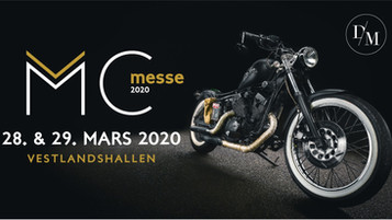 MC-messe i Bergen 28.–29. mars