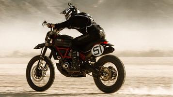 Scrambler Desert Sled Fasthouse – Ducati kjører på med nye samarbeidskonsepter