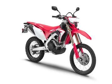 Ny Honda CRF450L og CRF250RX