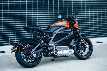Prislappen på Harley-Davidson LiveWire er klar