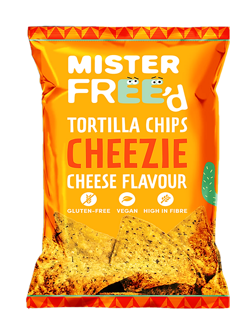 MR FREE'D Tortilla Chips Käsegeschmack
