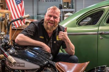 Ny besøksrekord for Oslo Motor Show