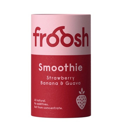 Froosh Smoothie Strawb., Banana & Guava Paper Can