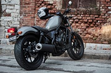 Ny Honda: Rebel 500