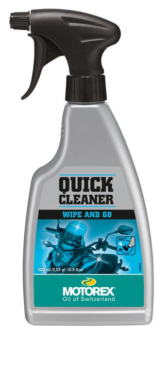 Motorex vask og polering