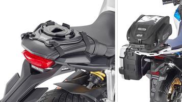 Produktnytt: Givi S430 Seatlock