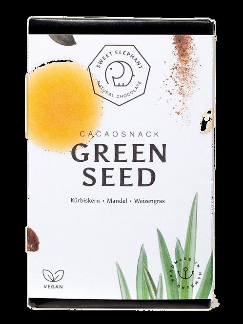 Nussbeerschokolade Green Seed