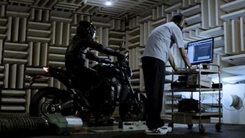 Yamaha har forsket på lyd for å gi førerne en heftigere kjøreopplevelse