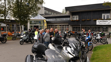 Touringtreffet på Beitostølen 4.–6. september – stor jubileumsfeiring