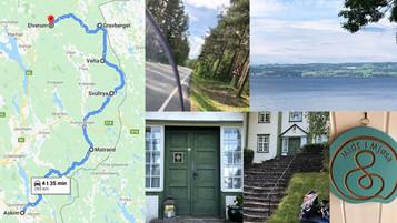 En MC-tur helt på grensen – Turforslag til Norges Nasjonale Motorsykkelveier