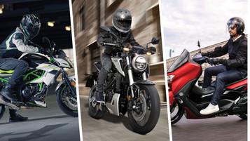 Lett- og mopedsalget første halvår – 499 solgte Yamaha MT-125!