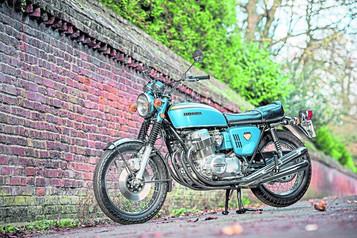 Honda CB750 – 50 år i år