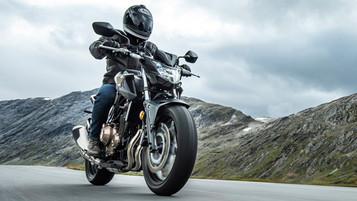 Kjør motorsykkel og unngå smitte på en sikker måte!