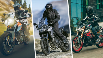 A2-salget januar–mai 2021: KTM på topp, foran Honda og Yamaha!