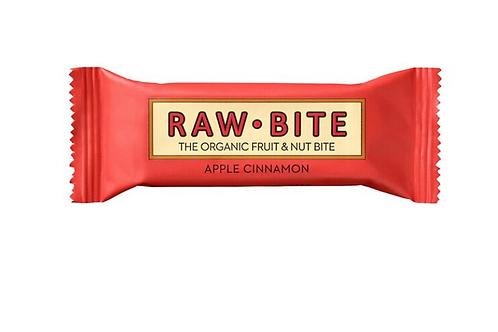 Raw Bite Apple Cinnamon 50g Raw Bite Peanut 50g