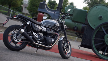 Korttest: Triumph Speed Twin