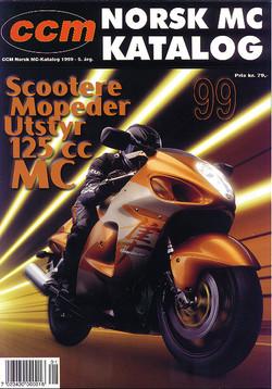 Norsk MC-Katalog 1999