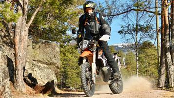 Vi har testet nye KTM 890 Adventure R