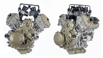 Ducati Multistradas nye V4-motor