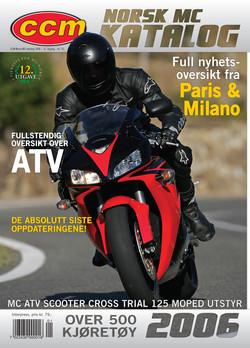 Norsk MC & ATV-Katalog 2006