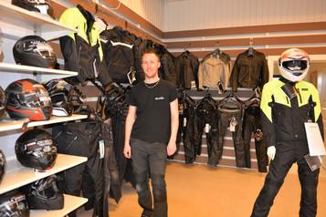 Ny Kawasaki og TGB-forhandler i Molde