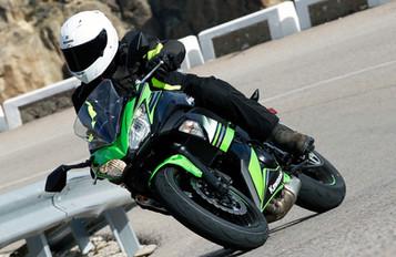 Test av Kawasaki Ninja 650 – Skarp utfordrer!