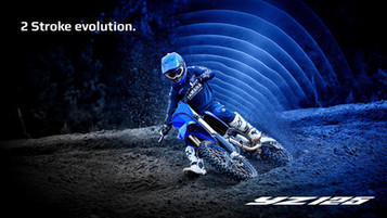 Yamaha presenteres deres 2022 Off Road Competition-modeller