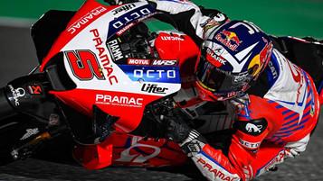 MotoGP-sesongen 2021 er i gang