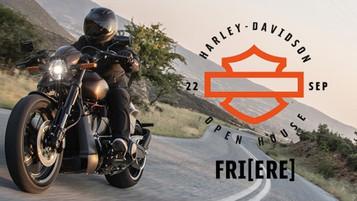 Spennende høst på Harley-Davidson Oslo