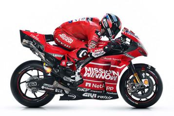 Ducatis nye MotoGP-look