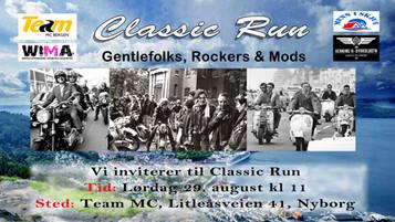 MC-treff med WIMA, Classic Run, Henning Dyrkolbotn