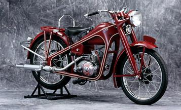 Honda har produsert 400 millioner tohjulinger!