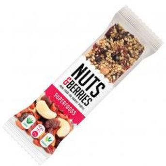 Nuts & Berries Dark Superfoods Bio 40g