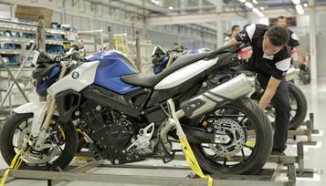 BMW åpner ny fabrikk i Brasil