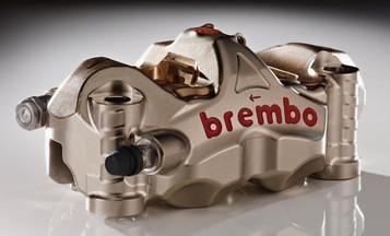 Brembo på samtlige MotoGP-sykler!