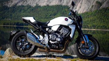 Korttest: Honda CB1000R