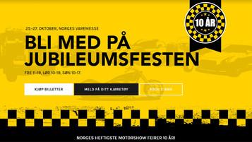 En måned igjen til Oslo Motor Show