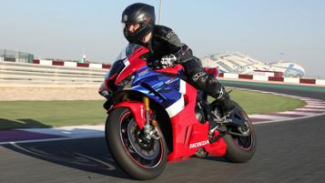 MC-avisa tester Hondas nye CBR1000RR-R Fireblade