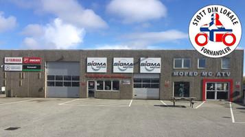 Støtt din lokale forhandler – Sigma Motor i Haugesund