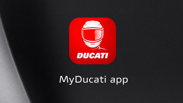 Ducati kommer med en App-funksjon alle kommer til å like